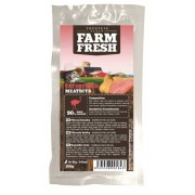 Farm Fresh – Cat Ostrich Meatbits 100 g