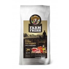 Farm Fresh – Lamb and Rabbit Adult Large Breed Grain Free 2 kg, 10 kg, 15 kg