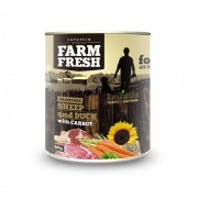 Farm Fresh – Sheep and Duck with Carrot 800g