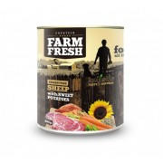 Farm Fresh – Sheep with Sweet Potatoes 400 g, 800 g