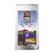 Farm Fresh – Puppy/Junior Large Breed 2 kg, 15 kg