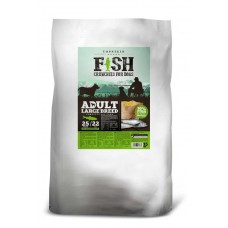 Fish Crunchies for dogs – Adult Large Breed 1 kg, 5 kg, 15 kg