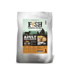 Fish Crunchies for dogs – Small/Medium 1 kg, 10 kg