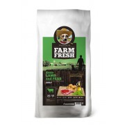 Farm Fresh – Lamb and Peas Grain Free 2 kg, 10 kg, 15 kg, 20 kg