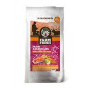 Farm Fresh – Fresh Salmon Line Puppy/Active Large Breed 2 kg, 15 kg, 20 kg