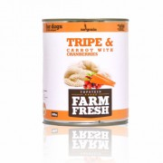 Farm Fresh – Tripe & Carrot with Cranberries 800 g