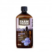 Farm Fresh – Linseed Oil 200 ml, 500 ml